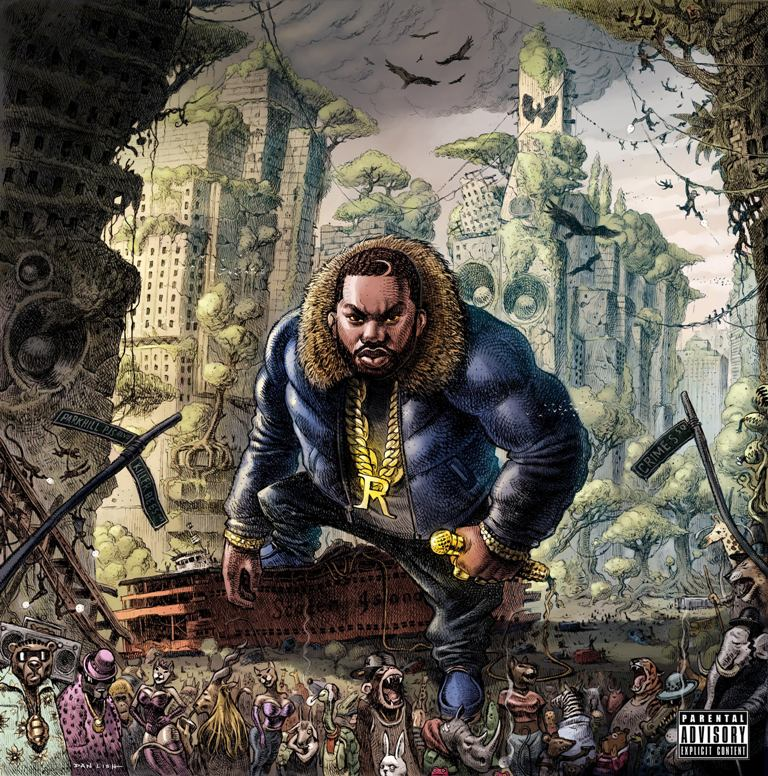 Raekwon – «The Wild»