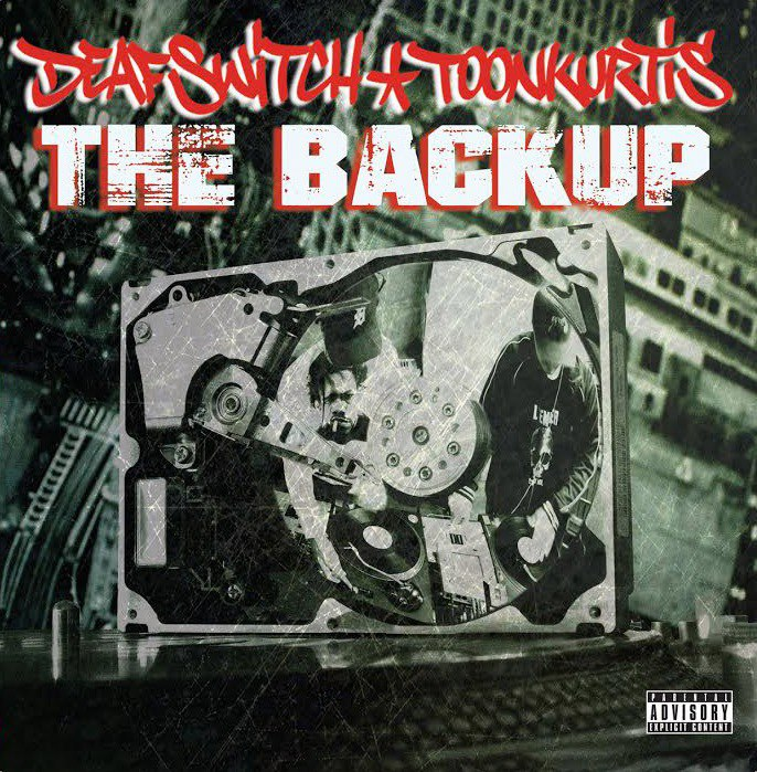 Deaf Switch & Toon Kurtis – «The Backup»