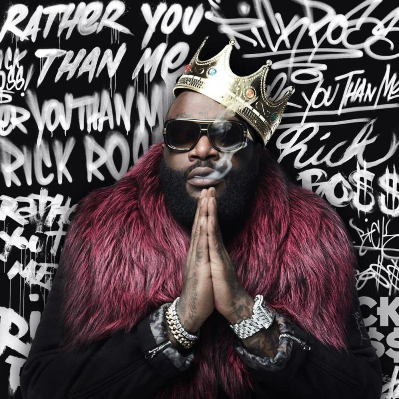 Rick Ross – «Rather You Than Me»