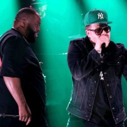 Run The Jewels выступили на шоу Джимми Фэллона