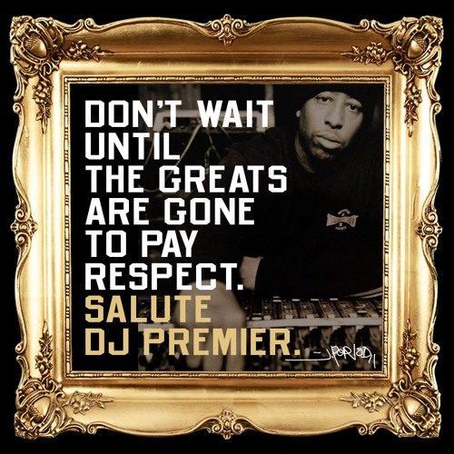 J.Period записал мини-микс, состоящий из треков DJ Premier