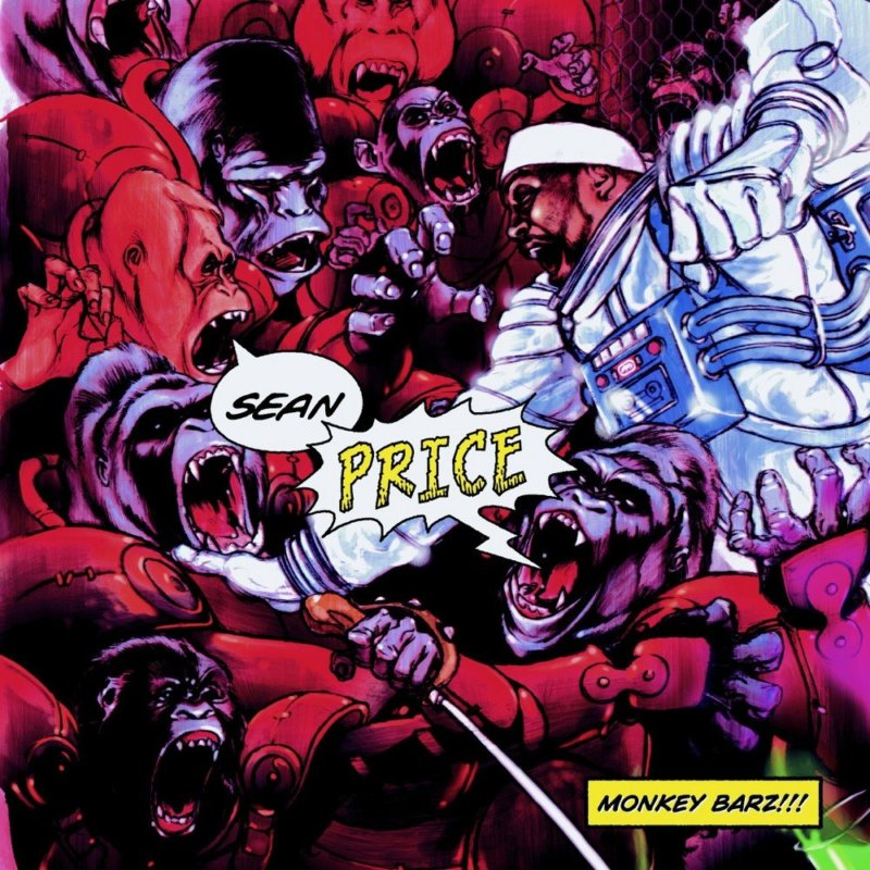 3. Sean Price «Monkey Barz» (2005)