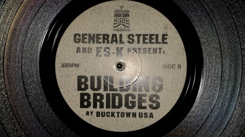 General Steele (Smif-N-Wessun) feat. Louie Skaggs & Shadow The Great «No Turning Back»