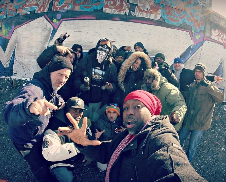Ода хип-хоп Культуре в новом видео Venomous2000 & Trilian «Hot Damn» ft. The Artifacts, Tiye Phoenix