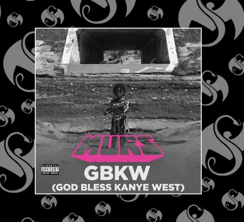 Премьера клипа: MURS «GBKW (God Bless Kanye West)»