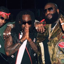 Rick Ross – «Trap Trap Trap» (feat. Young Thug & Wale)