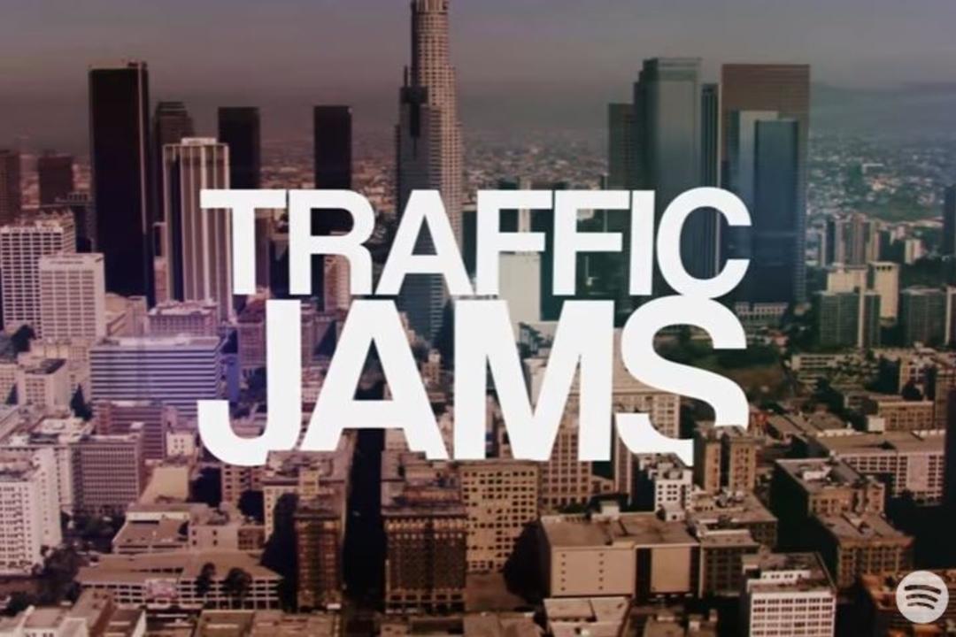 Смотрите трейлер нового рэп-шоу «Traffic Jams», в котором рэп записывают во время час-пика в авто