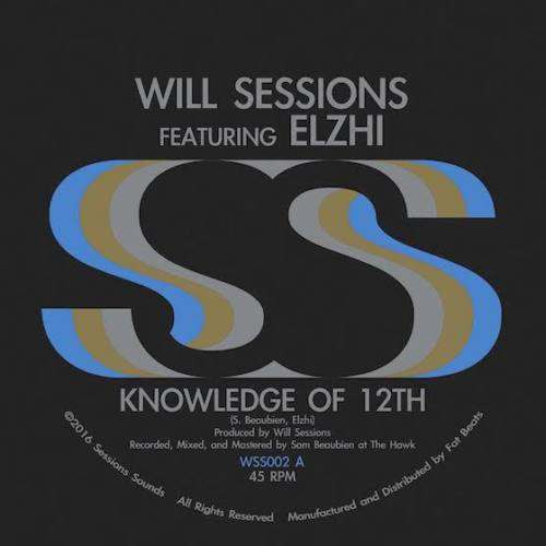 Новый джаз-рэп шедевр от ELZhi и Will Sessions «Knowledge of 12th»