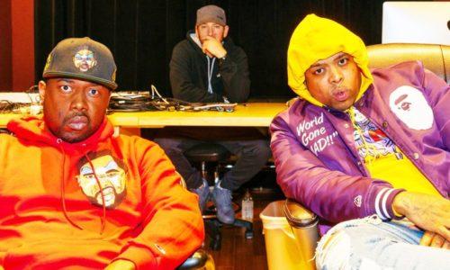 Eminem подписал новых артистов на Shady Records