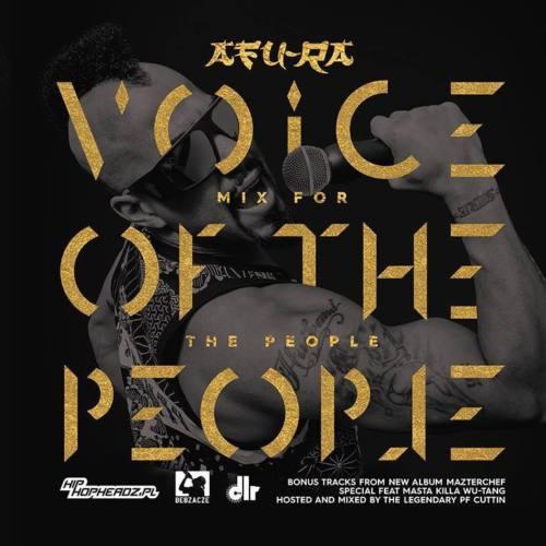 Afu-Ra «Voice of the People» (Mixtape) (2017)