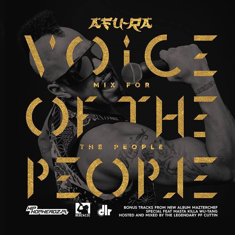 Afu-Ra «Voice of the People» (Mixtape) (2017)