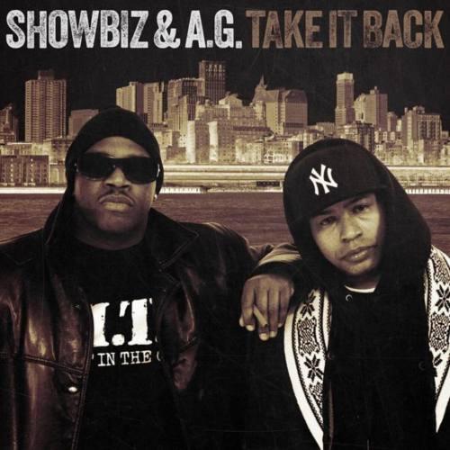 Showbiz & A.G. презентовали новый трек «Take It Back»