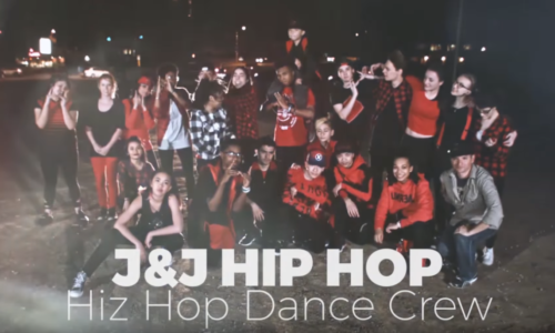 Hiz Hop Crew «Deaf DJ Mega Mix Dance Music Video»