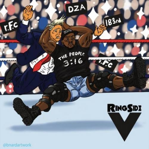 Smoke DZA & 183rd – «Ringside 5»