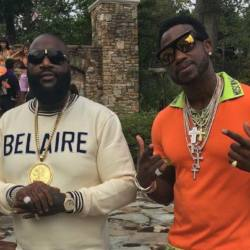 Rick Ross – «She On My Dick» (feat. Gucci Mane)