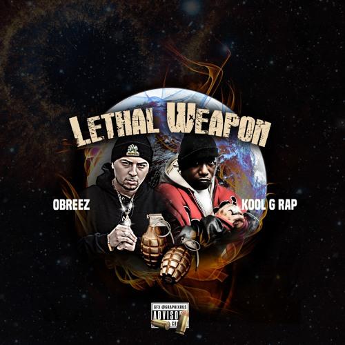 Kool G Rap поучаствовал в треке молодого МС по имени Obreez The Don «Lethal Weapon»