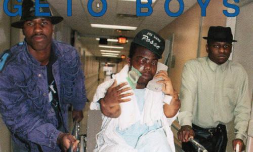 Supreme выпустят коллекцию, посвященную группе Geto Boys