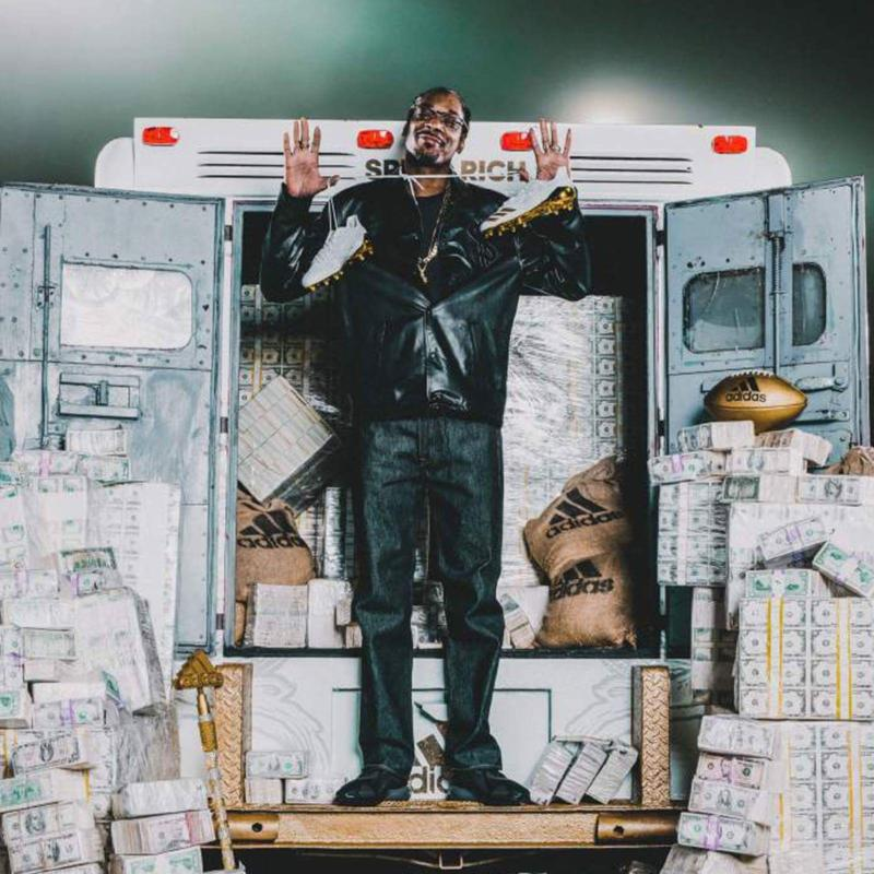 Snoop Dogg с свежим синглом «Mount Kushmore» feat. Method Man, Redman, B-Real и обложкой нового релиза