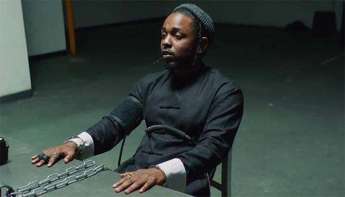 Kendrick Lamar – «DNA.»