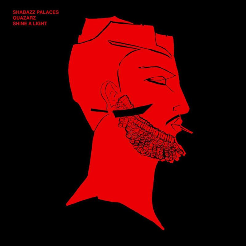 Shabazz Palaces – «Shine A Light» (Feat. Thaddillac)