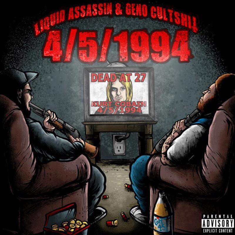 Liquid Assassin & Geno Cultshit – «4/5/1994»