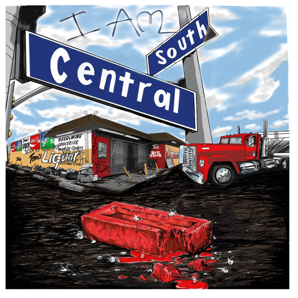 Young Giantz «I Am South Central»
