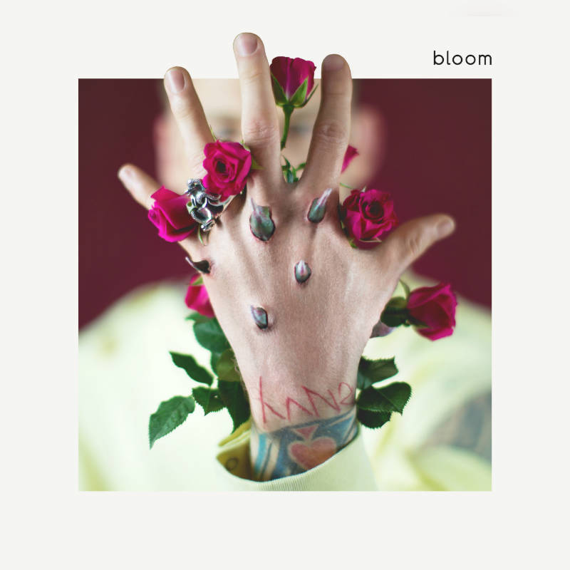 Machine Gun Kelly – «Bloom» + клип на трек «The Gunner»