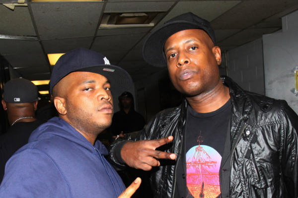 Talib Kweli & Styles P – «Nine Point Five» (feat. Sheek Louch, Jadakiss & NIKO IS)