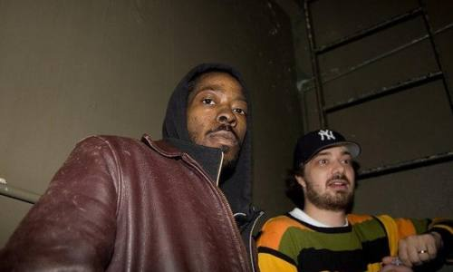Aesop Rock – «Get Out of the Car»