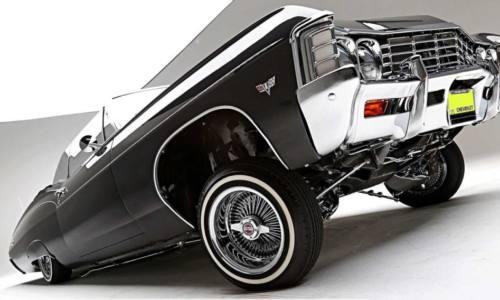 Автомобили как часть хип-хоп культуры