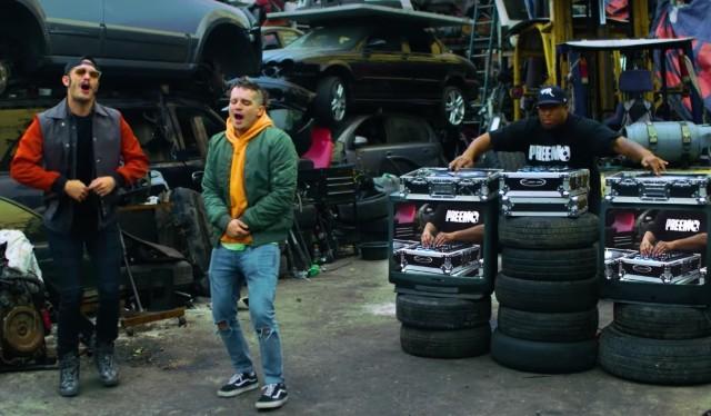 DJ Premier – «My Space Baby» (feat. Cherub)