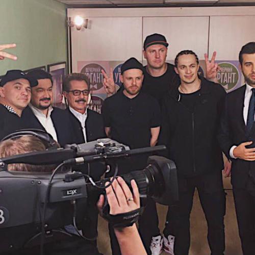 Каста выступила в программе «Вечерний Ургант»