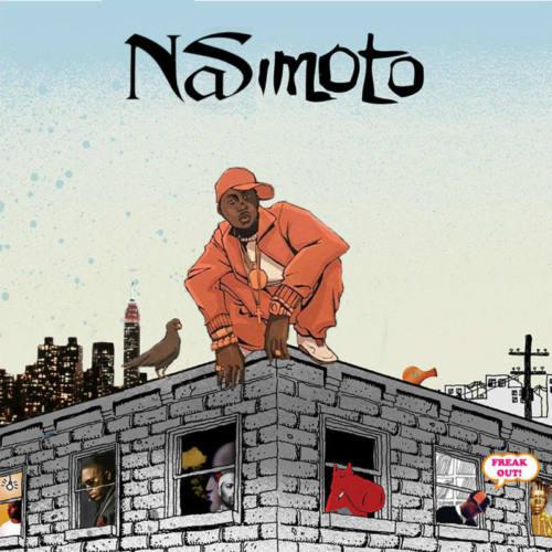 David Begun — «Nasimoto» (Nas & Quasimoto Mashup Mixtape)