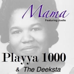Playya 1000 рассказал о том, что такое материнская любовь