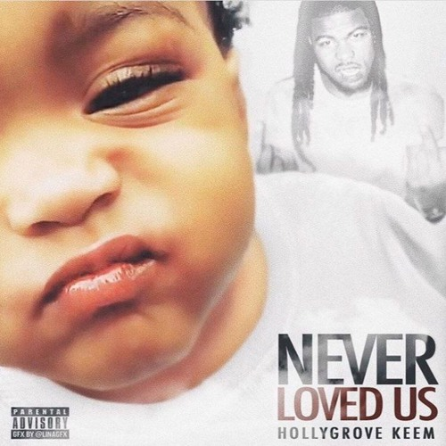 Hollygrove Keem «Never Loved Us (Promo Tape)»