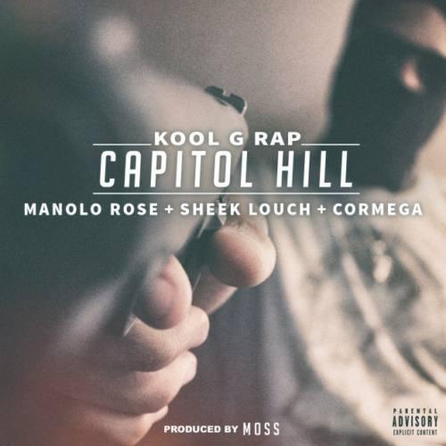 Премьера сингла: Kool G Rap «Capitol Hill» (feat. Manolo Rose, Sheek Louch & Cormega)