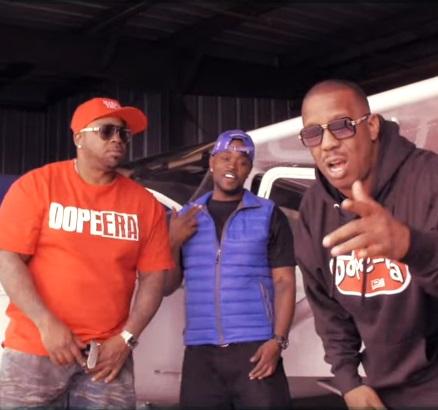 Vitani feat. Beeda Weeda & 4Rax «That's Dope»