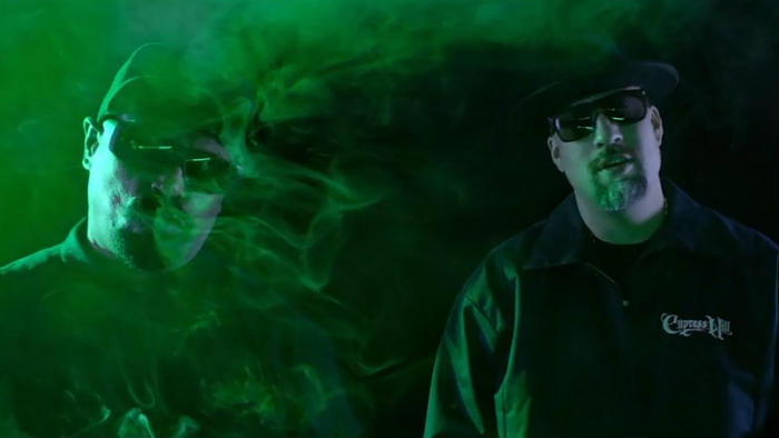 Cypress Hill – «Reefer Man»