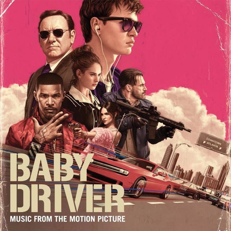 Danger Mouse, Run The Jewels и Big Boi презентовали видео к саундтреку «Baby Driver»