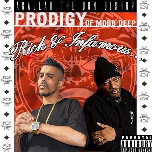 Вышел неизданный трек Prodigy (Mobb Deep) «Rich & Infamous»