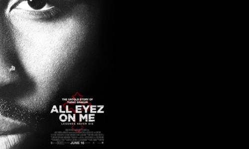 Официально: фильм «All Eyez on Me» покажут в России. Смотрим дублированный трейлер