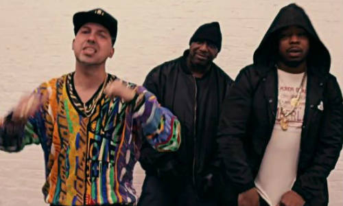 Kool G Rap – «Running» (feat. Termanology & Saigon)