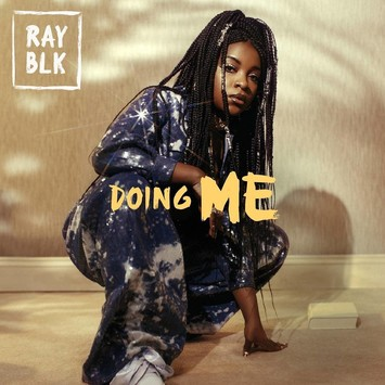 Новый сингл от британки RAY BLK «Doing Me»