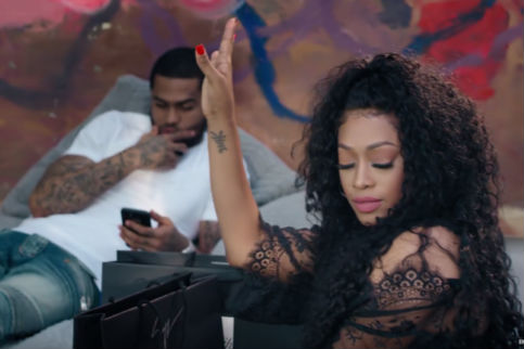 Trina – «If It Ain't Me» (feat. K. Michelle)