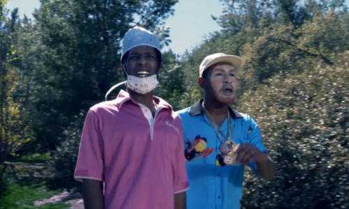 Tyler, The Creator – «Who Dat Boy» (feat. A$AP Rocky)