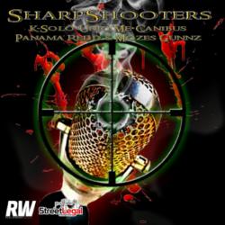 K-Solo feat. Mozes Gunnz, Uniq Me, Panama Redd, Canibus «Sharpshooters»