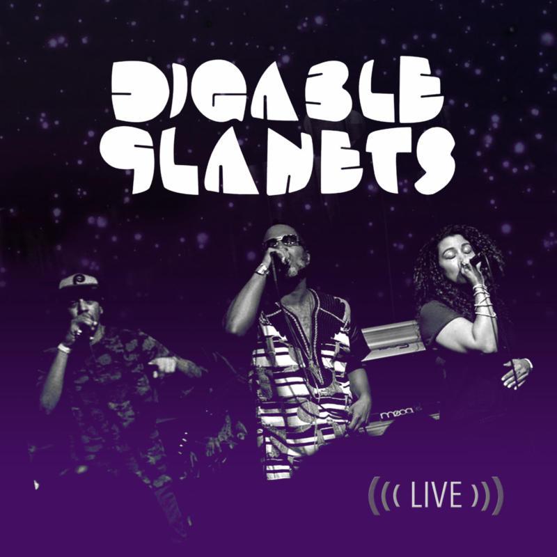 Digable Planets — «Live»