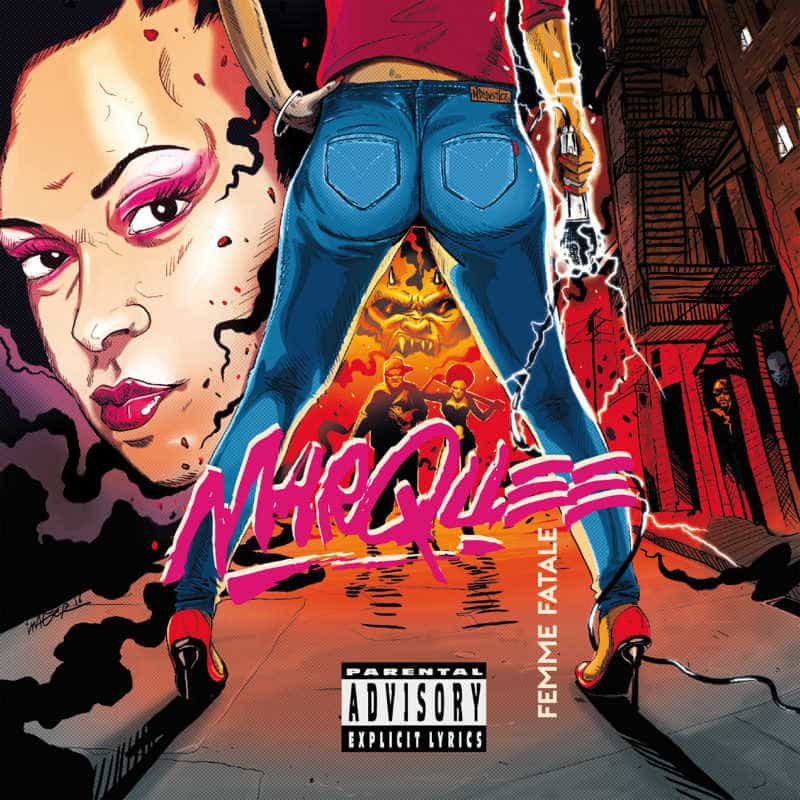 Marquee & Ninjustice – «Femme Fatale»