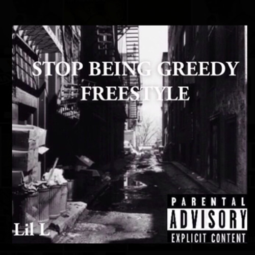 L. White «Stop Being Greedy»