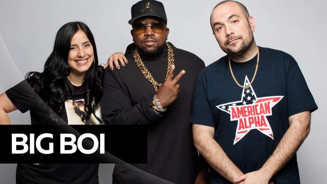 Big Boi: «Совместный альбом Outkast и A Tribe Called Quest вполне возможен!»